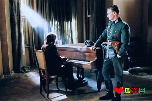 电影《钢琴家》中的经典台词