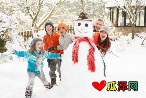 冬天打雪仗图片_下雪打雪仗的心情说说 - 个性说说
