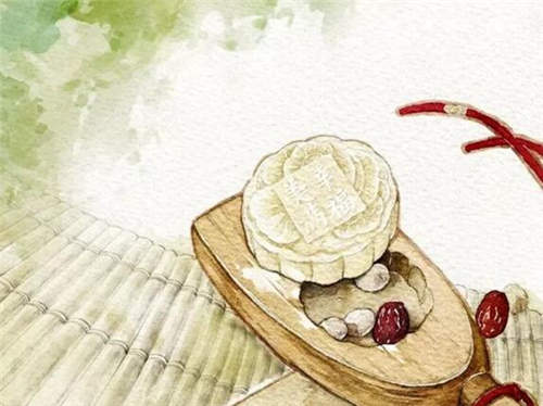 中秋节一个人的说说