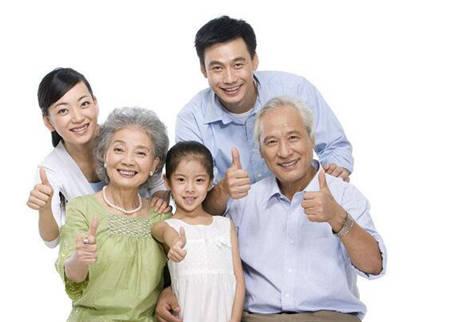 我们是一家人的幸福说说