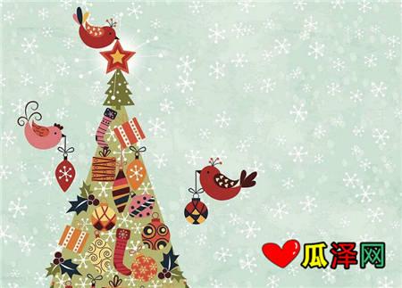 幼儿园圣诞节祝福语