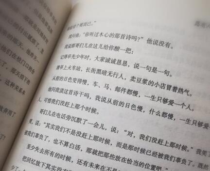 卢思浩《愿有人陪你颠沛流离》经典语录