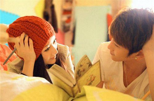 温暖幸福的爱情说说带图片 读给另一半的温柔情话句子