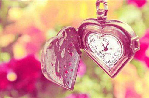 温暖干净的一句话说说 牵你的手从心动到古稀