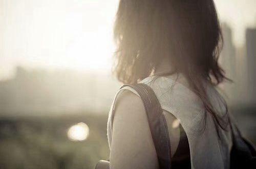 读起来让人心碎的爱情说说带图片